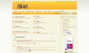 Club-Miau der Webkatalog für die Katz 2007