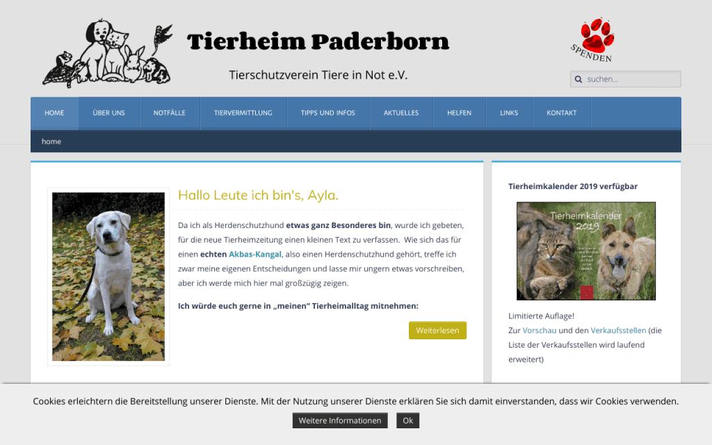 Www Tierheim Paderborn